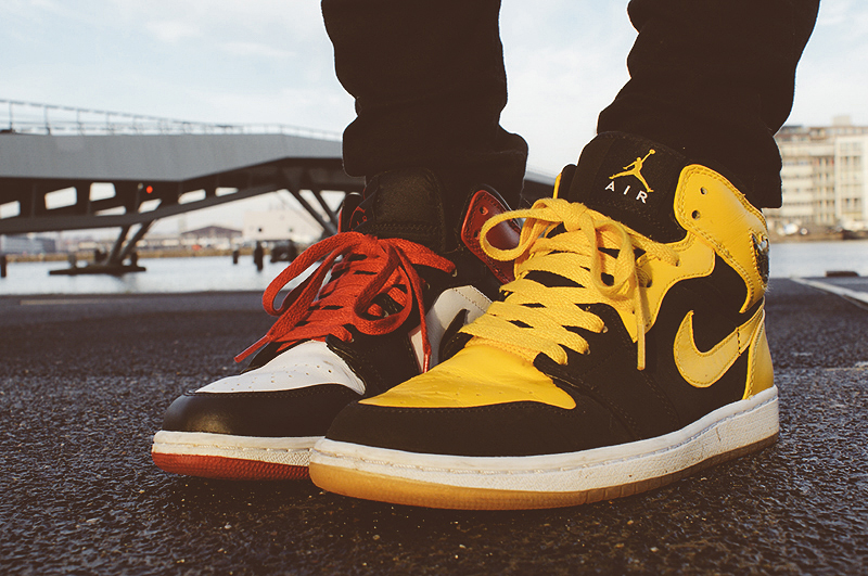 new love air jordan 1